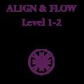 align flow 1- 2